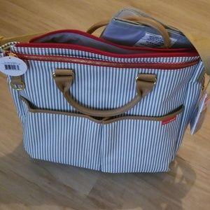 New skip hop diaper bag Special Edition French str